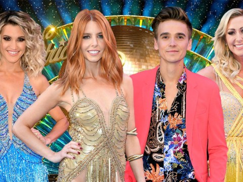 Who is in the Strictly Come Dancing final 2018?
