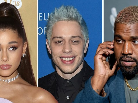 Pete Davidson praises Kanye West after rapper accuses Ariana Grande of 'triggering' his mental health