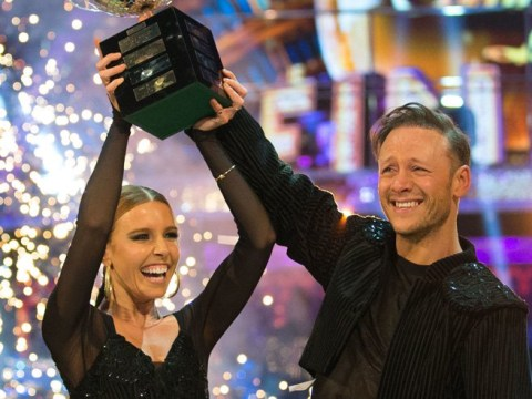 James Jordan brands Strictly winner Stacey Dooley 'a complete mess' after highly criticised show dance