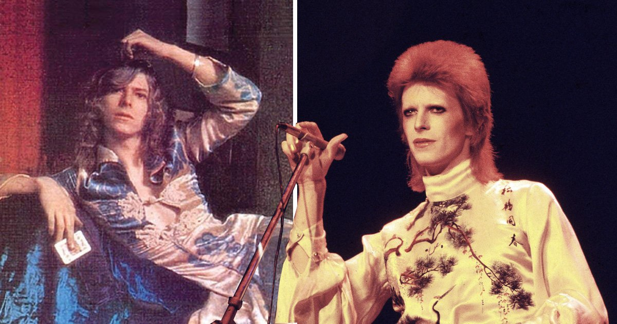 David Bowie fooled bandmates while dressed as a woman called Gloria – and they thought she was 'ugly'