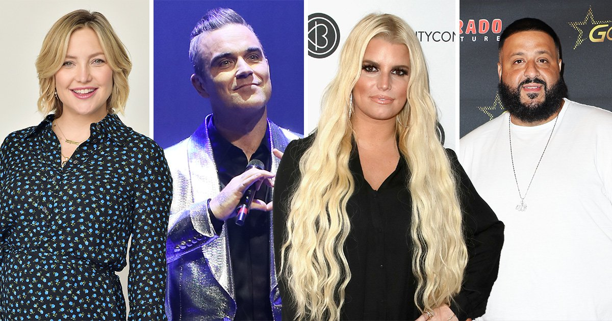 Robbie Williams joins DJ Khaled, Jessica Simpson and Oprah Winfrey as he becomes WW spokesperson for a 'healthier life'