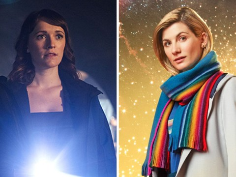 Doctor Who's Charlotte Ritchie teases 'monumental' role in New Year's Day special