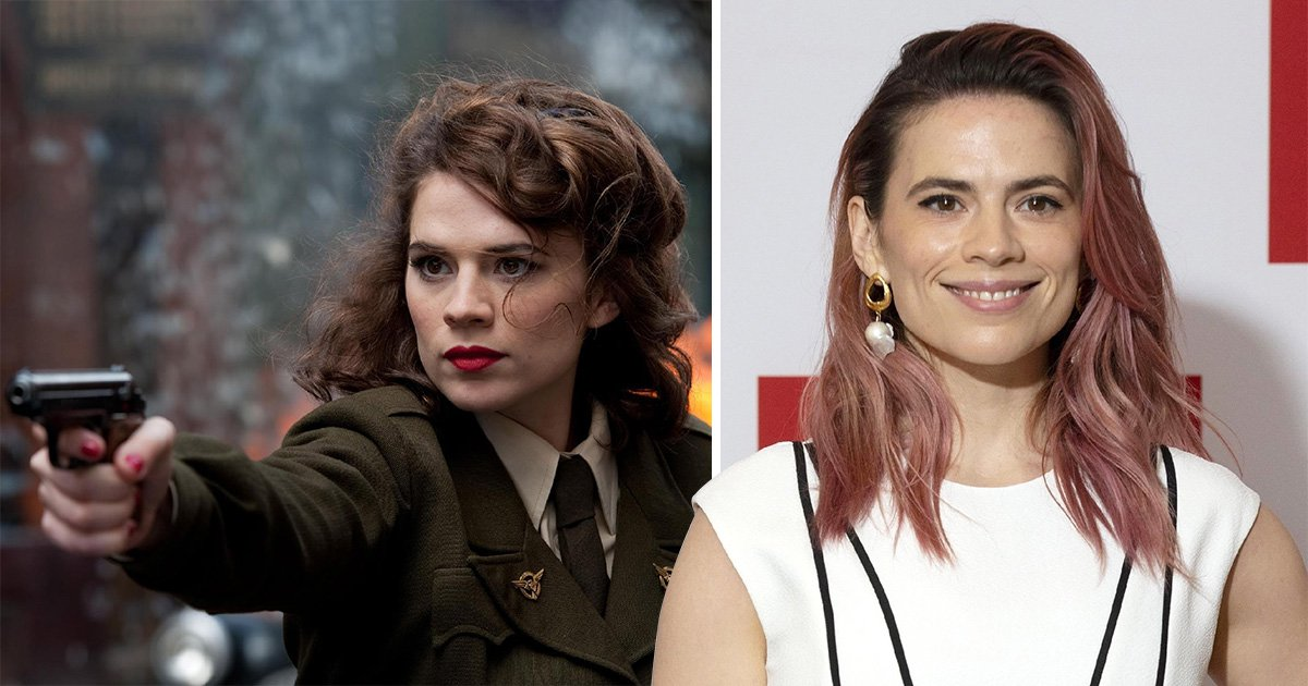 Hayley Atwell sees your Avengers fan theories on Peggy Carter's return to MCU