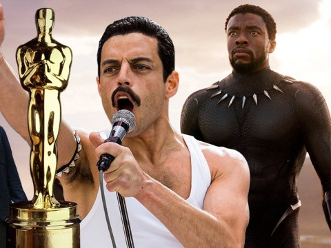 Black Panther, Bohemian Rhapsody and Avengers: Infinity War make first Oscars shortlists for 2019
