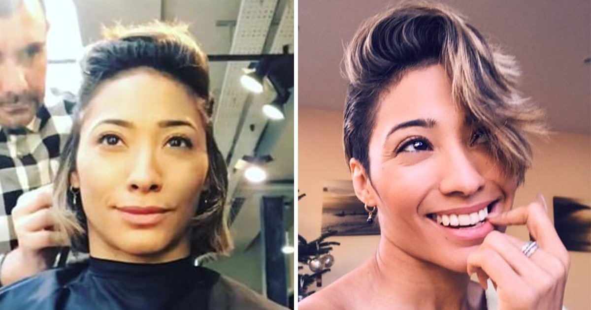 Strictly Come Dancing's Karen Clifton unveils new look as she 'fine tunes' herself after Kevin split