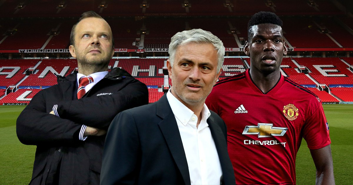 Jose Mourinho had to go but sacking him doesn't solve Manchester United's problems