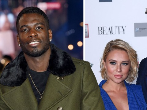 Love Island star Marcel Somerville reacts to Gabby Allen's engagement rumours