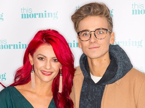 Joe Sugg and Dianne Buswell torn apart for Christmas as Strictly dancer heads back to Australia