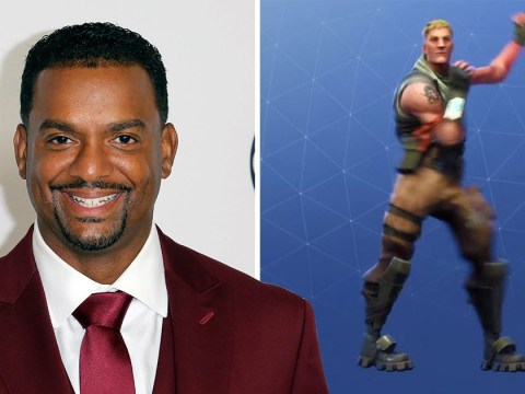 The Fresh Prince's Alfonso Ribeiro drops Carlton dance lawsuit against Fortnite