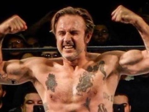 David Arquette is returning to wrestling after nearly dying in his last match