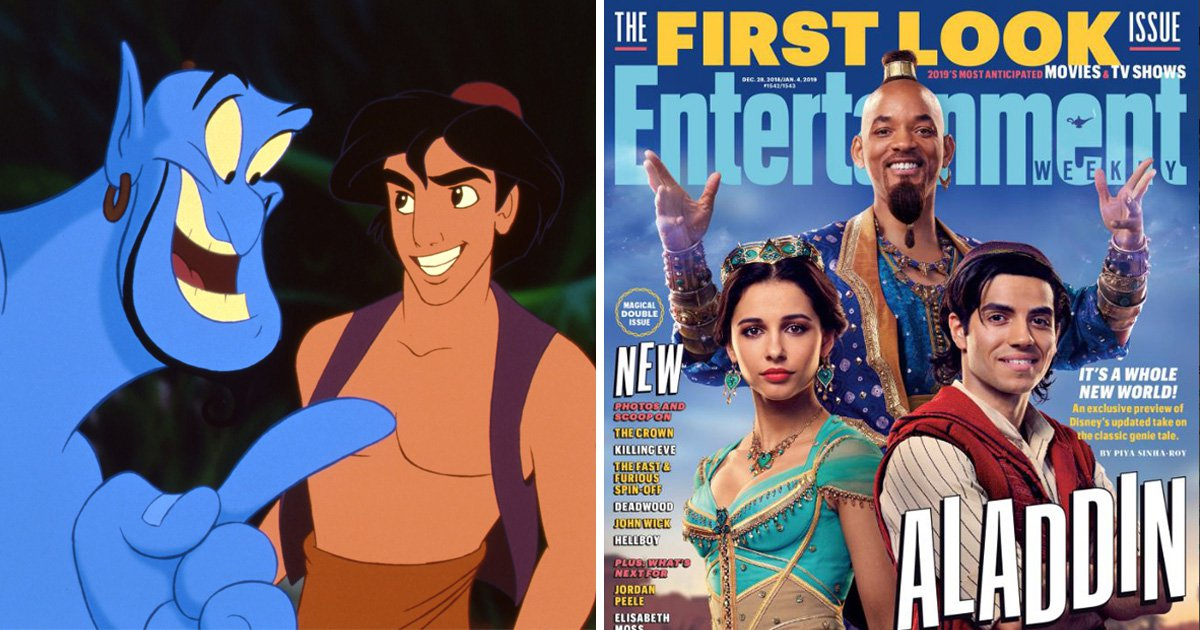 Meet the cast of Aladdin – Will Smith and Naomi Scott among the stars bringing the Disney classic to life