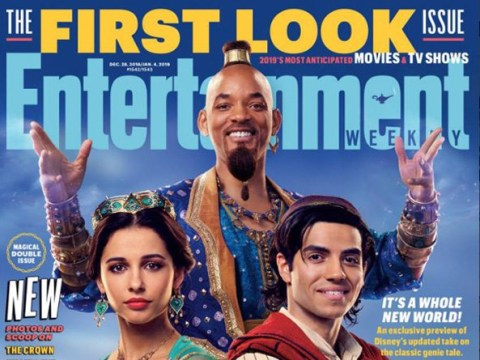 Will Smith admits Robin Williams 'didn't leave a lot of meat on the bone' with Aladdin's Genie