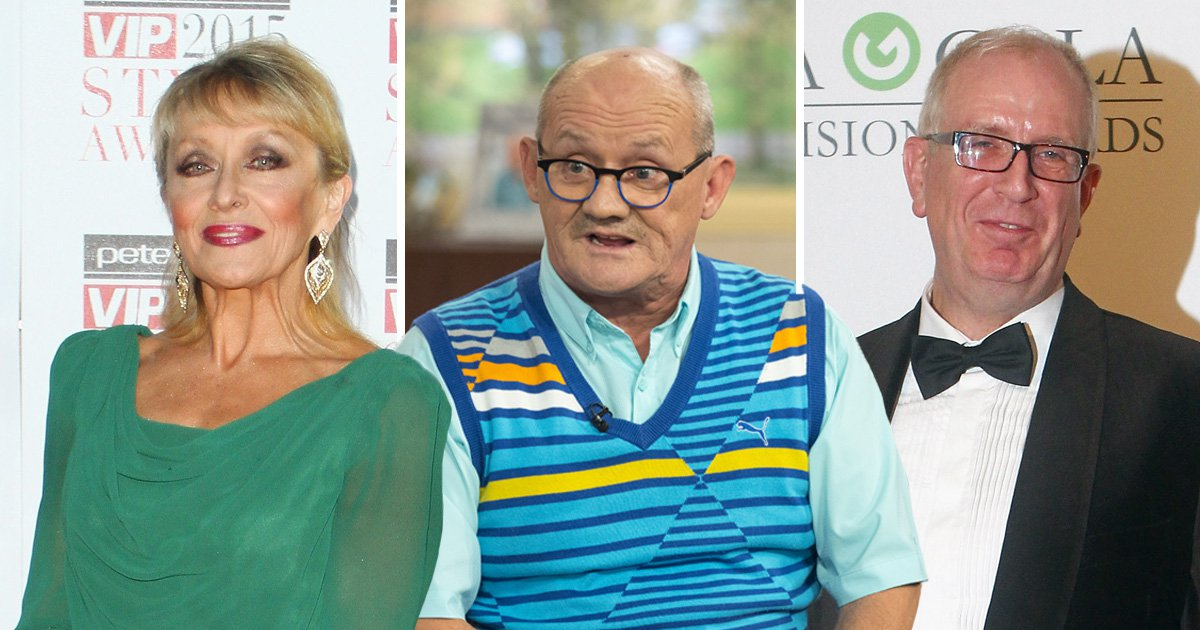 Mrs Brown's Boys star Brendan O'Carroll calls for Rory Cowan and Twink to end their feud