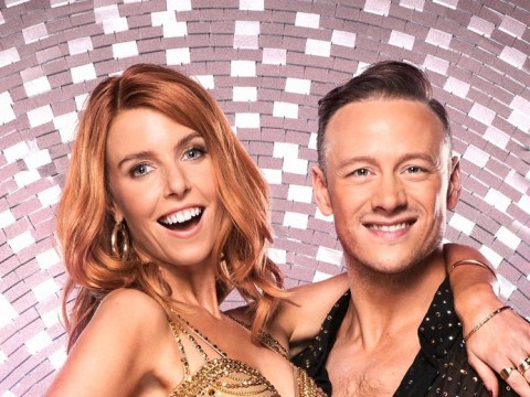 Kevin Clifton keeping Strictly Glitterball trophy under Christmas tree after Stacey lost hers