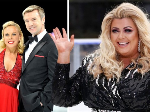 Dancing On Ice star Christopher Dean has a word of warning for Gemma Collins after her boast
