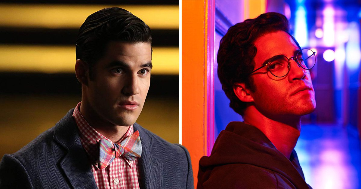 Darren Criss vows to never play a gay role again after Glee and The Assasination of Gianni Versace