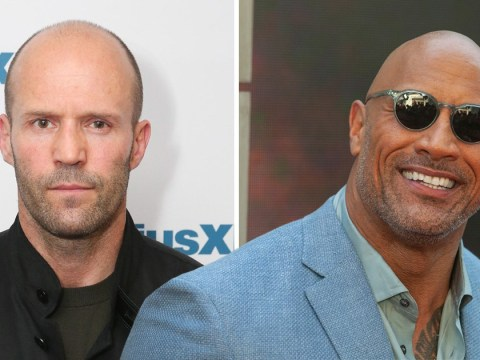 The Rock explaining his 'biting' chemistry with Jason Statham makes us want this Fast and Furious spin-off right now