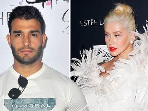 Sam Asghari throws shade at Britney Spears' rival Christina Aguilera and we are shook to the core