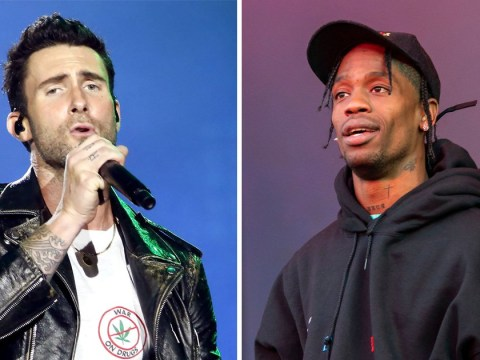 Travis Scott set to perform at the Super Bowl with Maroon 5 as band 'struggle' to find surprise acts