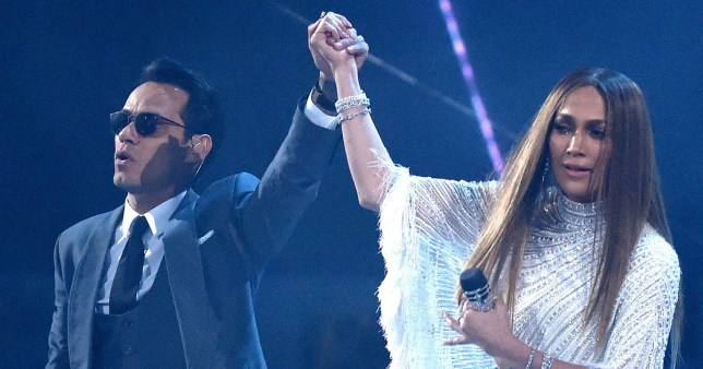 Jennifer Lopez says ex hubby Marc Anthony gave her singing confidence