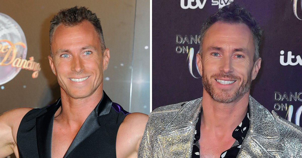 Dancing On Ice 2018: James Jordan reveals how Strictly Come Dancing gives him advantage
