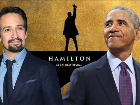 Barack Obama features on Lin-Manuel Miranda's new Hamilton song remix