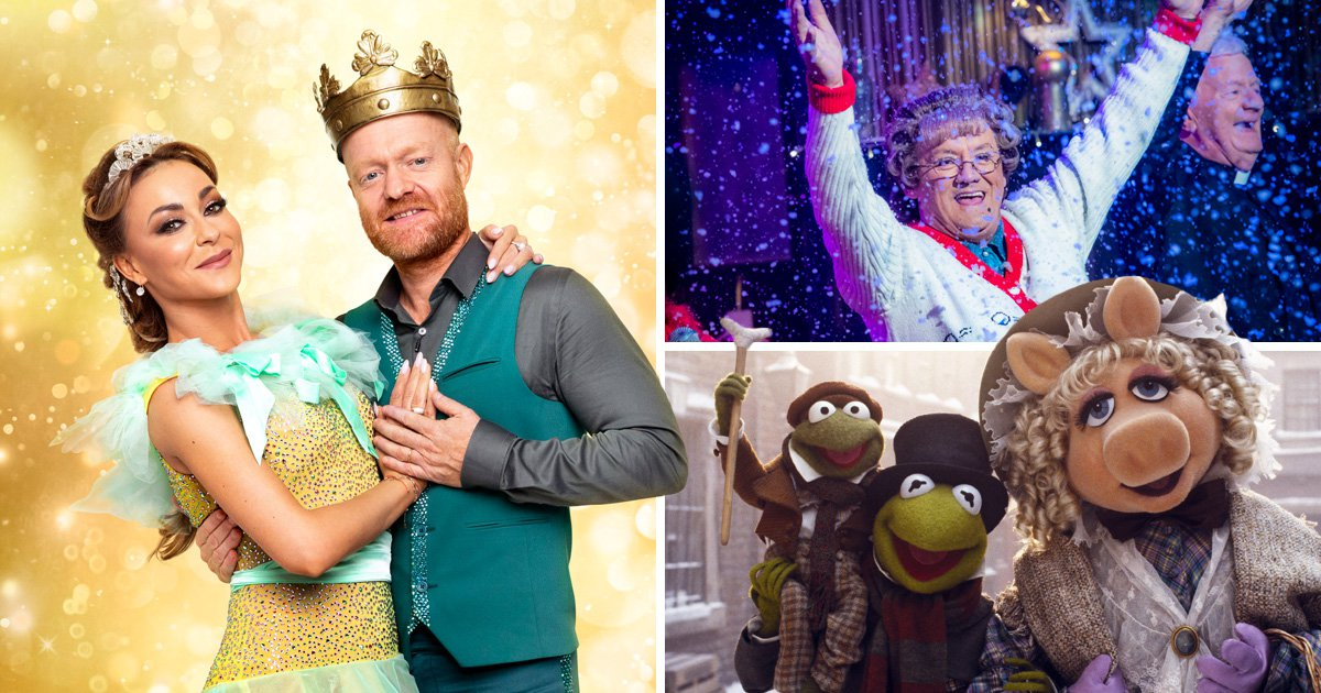 Christmas Day TV schedule – what's on TV tonight?