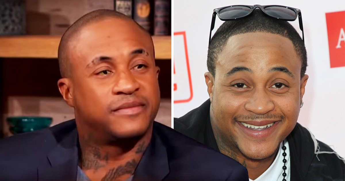 That's So Raven star Orlando Brown set to have intervention with Dr. Phil – wearing snake eyes obvs