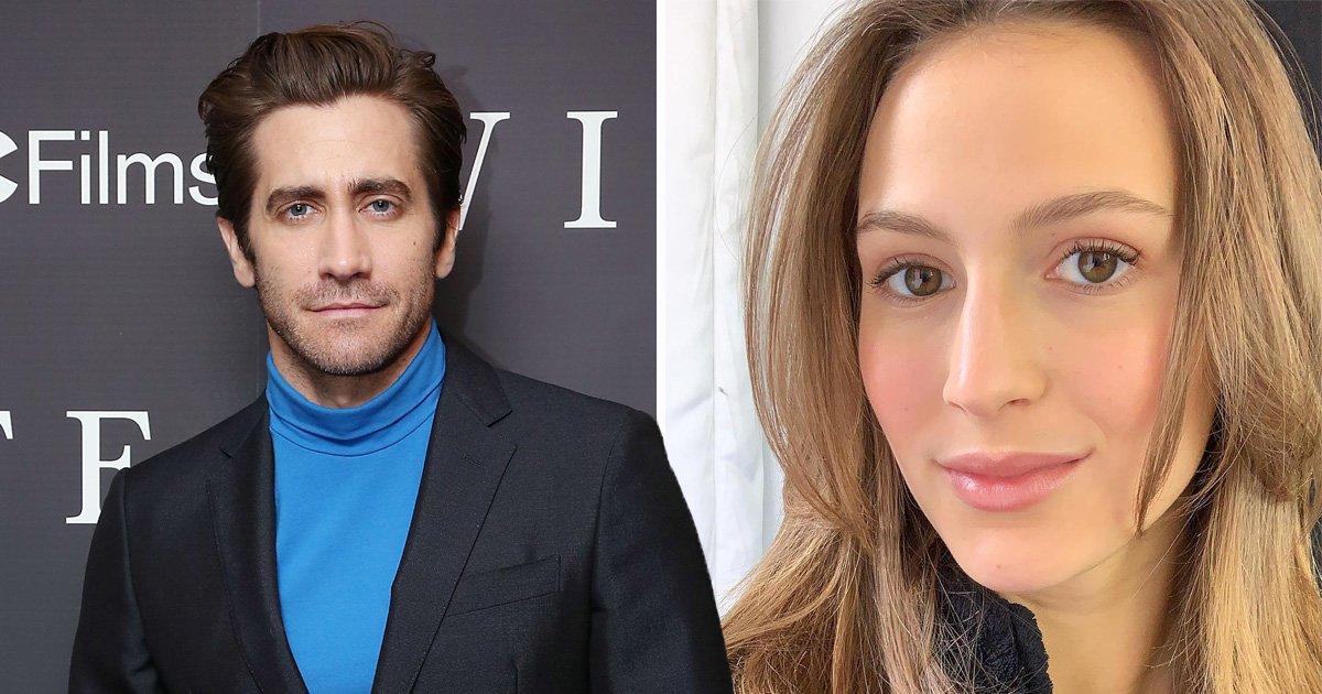 Jake Gyllenhaal 'dating French modelJeanne Cadieu' 16 years his junior