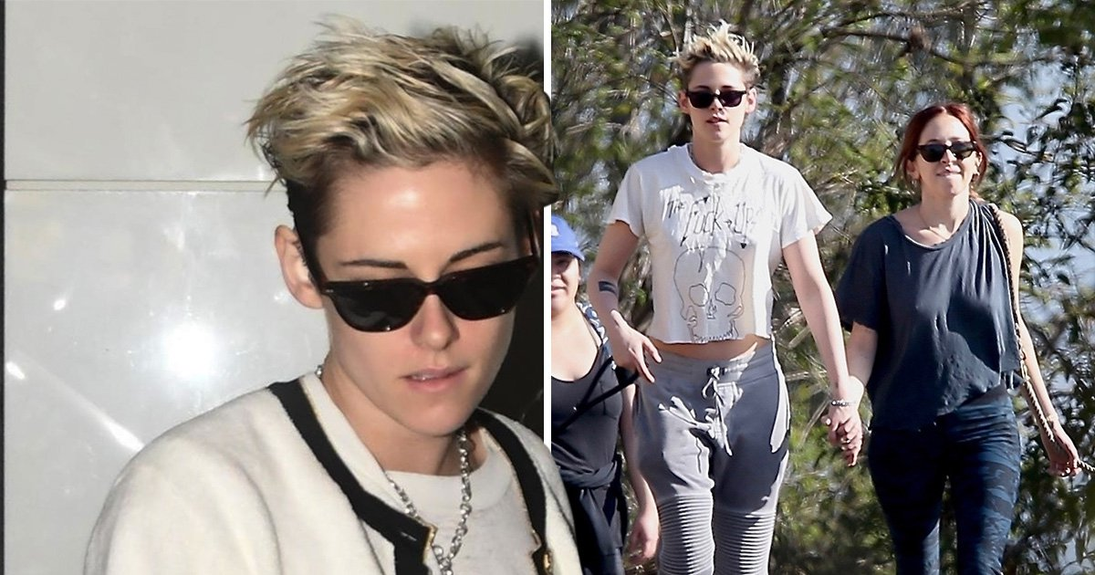 Kristen Stewart strolls hand-in-hand with Sara Dinkin after 'split' from Stella Maxwell