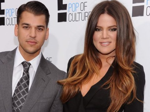 Khloe Kardashian insists she hasn't forgotten about brother Rob: 'He is my entire world!'