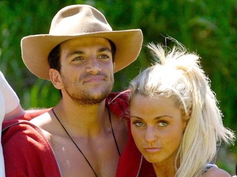 Peter Andre praises wife Emily but 'just won't go there' when quizzed about Katie Price