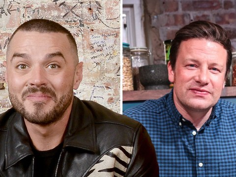 Matt Willis is going to master Christmas Day dinner – thanks to Jamie Oliver