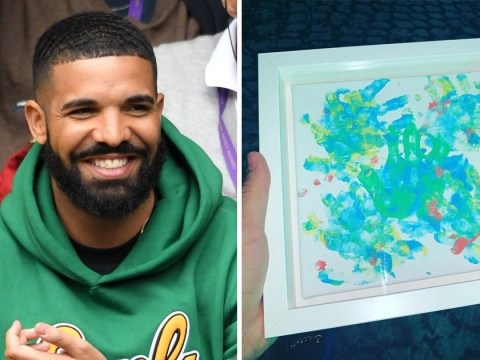 Drake reveals son Adonis' adorable Christmas present and it will melt your heart