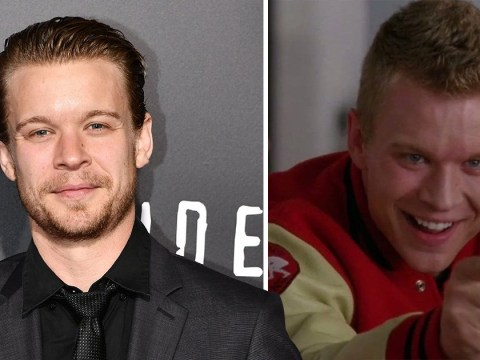 Glee actor Jesse Luken arrested on suspicion of drink driving after crashing car