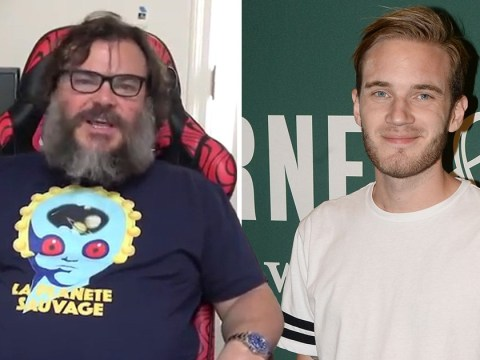 Jack Black name drops PewDiePie and Ninja as he launches his own gaming YouTube channel