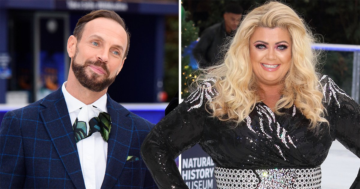 Dancing On Ice's Gemma Collins attacks judge Jason Gardiner: 'He can't actually skate'