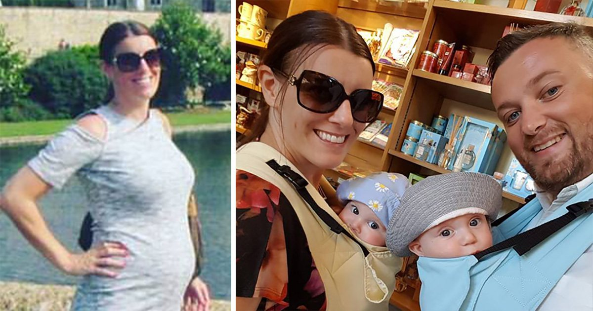 Mum charged with murder of twin toddlers before 'deliberately driving into lorry'