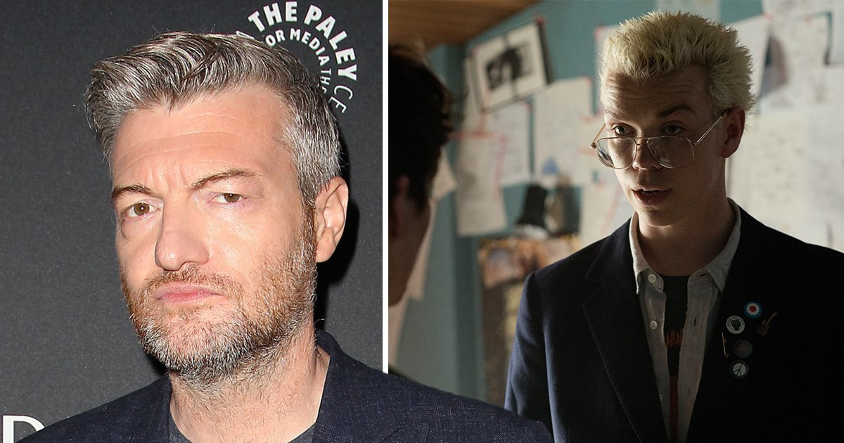 Charlie Brooker told Netflix there was no 'f**king' way he was doing interactive film before Black Mirror: Bandersnatch