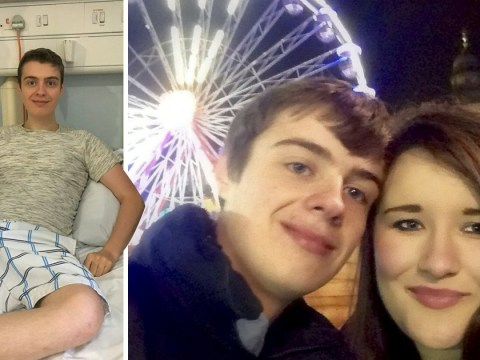 Man's New Year's hangover was heart failure – but this year he is celebrating after a transplant