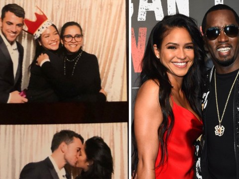 Cassie Ventura publicly kisses new boyfriend Alex Fine as Diddy pines after her on Instagram