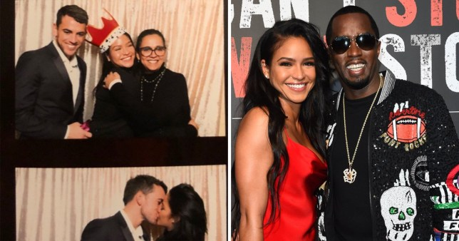 Diddy's ex Cassie kisses new boyfriend on Instagram | Metro News