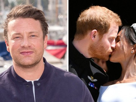 Prince Harry and Meghan Markle ignored Jamie Oliver's offer to cater royal wedding