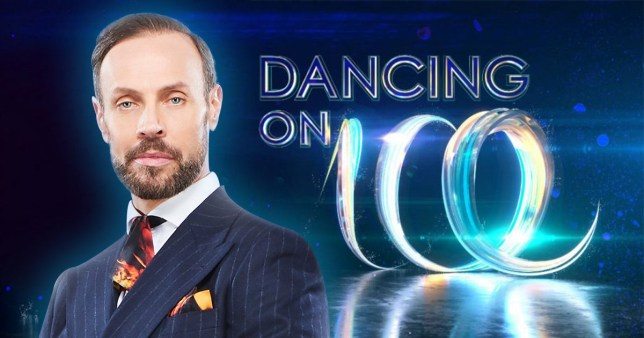 Jason Gardiner says Dancing On Ice is worse than Strictly curse