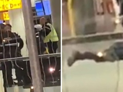 Schiphol airport evacuated after reports of man yelling 'I have a bomb'