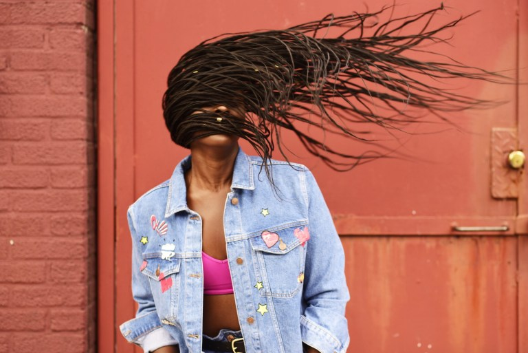 Philomena Kwao Labels: Person of Colour Credit: Jide Alakija