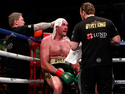 Freddie Roach 'disappointed' with Ben Davison's instructions to Tyson Fury during Deontay Wilder fight