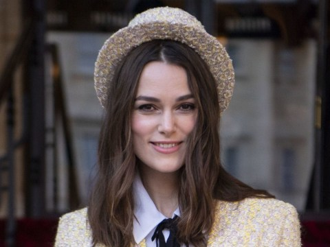 Keira Knightley thought she was going to lose her home in tax mix-up when she got OBE