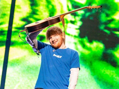 Ed Sheeran smashes all-time record for most money made on tour in a single year