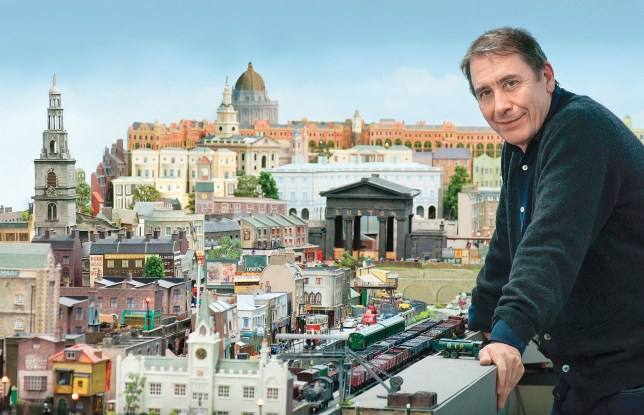 Jools Holland reveals incredible model railway he spent 10